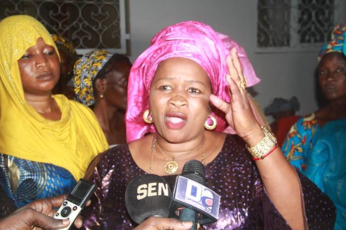 APR DE TOUBA - Sokhna Daba Touré accuse l'opposition de plaider à Touba la violence qu'elle compte provoquer d'ici à 2019