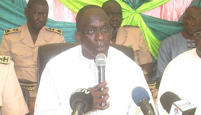 HÔPITAL DE NDAMATOU À TOUBA - Abdoulaye Diouf Sarr inaugure le service de néonatalogie
