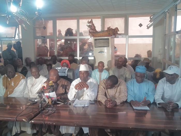 Présidentielle 2019 : Les cadres de Bby du département de Matam parrainent le candidat Macky Sall