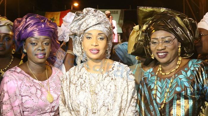 """""""Grand Super Ndaje"""" des femmes de CATB : La réélection du Président Sall en ligne de mire"""