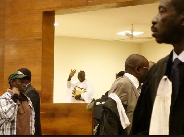 Procès en appel de Khalifa Sall : Le procureur général Lansana Diabé demande la confirmation du premier jugement