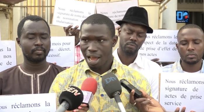 Décret de nomination et de titularisation : Grève de la faim des inspecteurs de la jeunesse