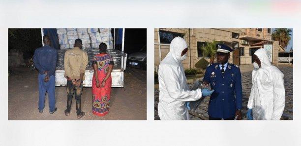 Saisie de 3 tonnes de « Yamba » à Thiès : Comment les dealers sont tombés