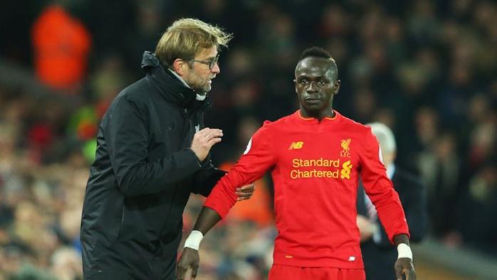 Liverpool : Klopp est confiant pour la prolongation de Mané