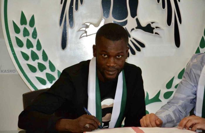 Fallou Diagne signe à Atiker Konyaspor (Officiel)