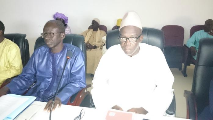 Thiès : Forum de l'intersyndicale Dakar-Bamako Ferroviaire... Les cheminots invitent l'État à accélérer le projet de relance de l'activité ferroviaire (Images)
