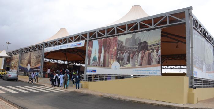 Pèlerinage à La Mecque : Maïmouna Ndoye Seck valide le dispositif à l'AIBD