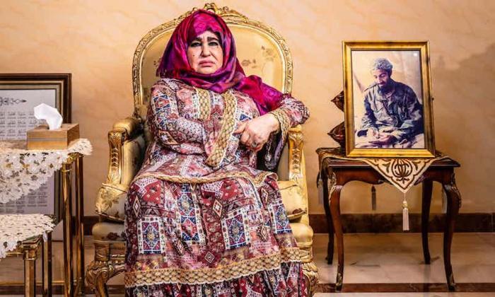Inédit : la mère de Ben Laden parle