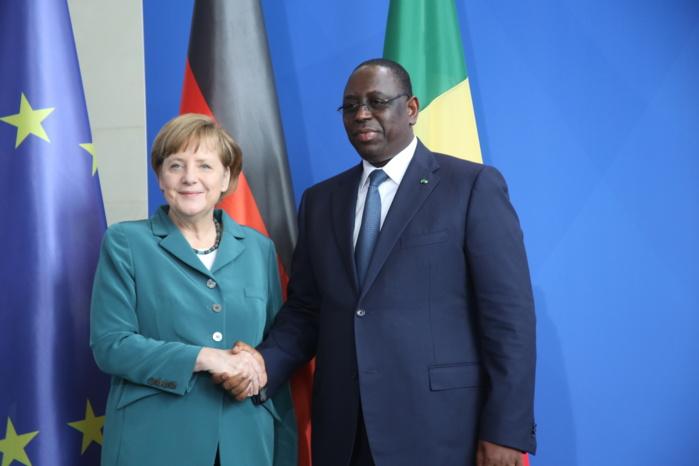 Visite officielle : Angela Merkel à Dakar le 29 prochain