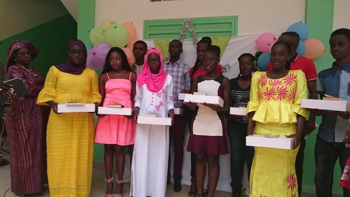 Thiès : Le collège Saint Gabriel fête ses meilleurs élèves pour un taux de réussite de 99,43% au Bfem et 82,46% au Bac