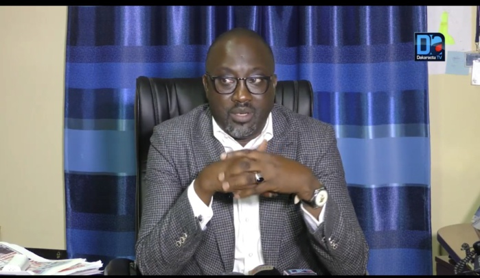 """Maodo Malick Mbaye : """" Thiès s'est déjà réconciliée avec le pouvoir central... Idrissa Seck n'a plus de majorité à Thiès..."""""""