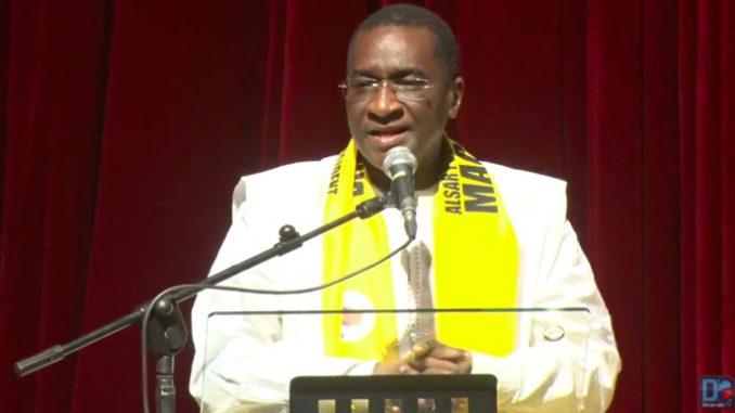 Présidentielle 2019 : Racine Sy réussit à mobiliser ses sympathisants venus des 14 régions