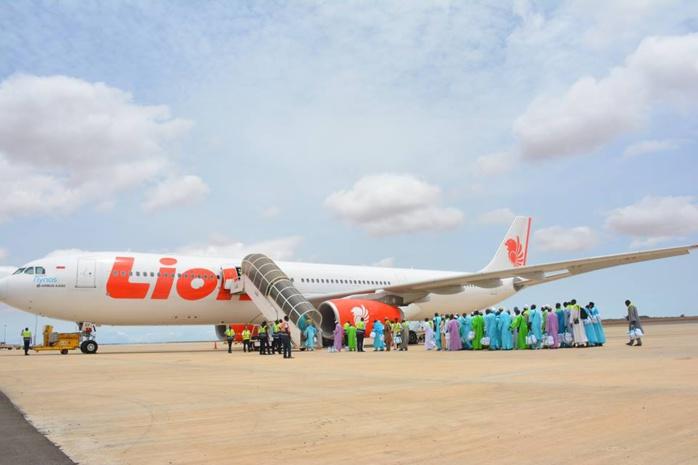 Pèlerinage à La Mecque : le premier vol a quitté Dakar