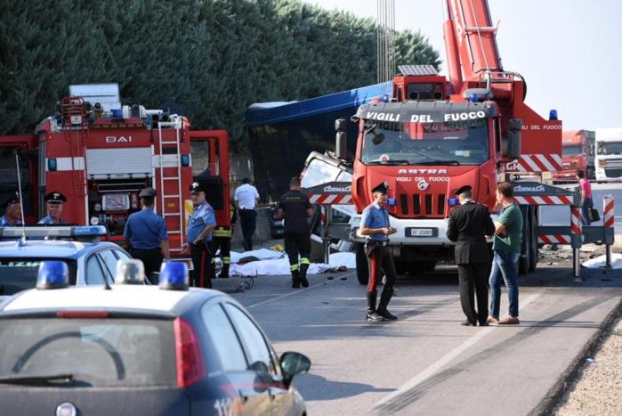 4 Sénégalais tués dans un accident en Italie : Djibril Bâ abattu aux États-Unis