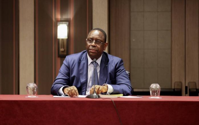 MACKY SALL : « Beaucoup de personnes sont dans l'opposition parce qu'ils avaient des privilèges qu'ils ont perdus. Ce qui m'intéresse, c'est le Sénégal. Depuis que je suis Président, je ne me couche jamais avant 2h ou 3h du matin parce que... »