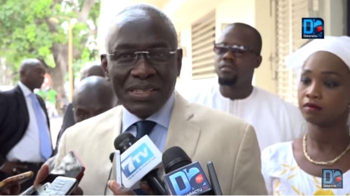 Rebeuss : Habib Sy a rendu visite à Barthelemy Dias