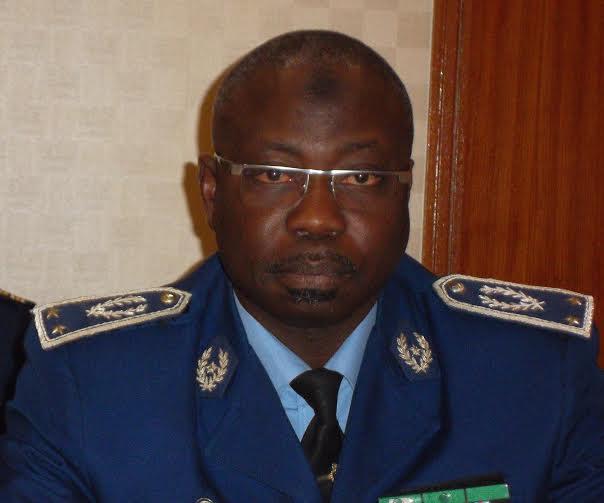 GENDARMERIE : Le général de division Cheikh Sène met en place son état-major de choc