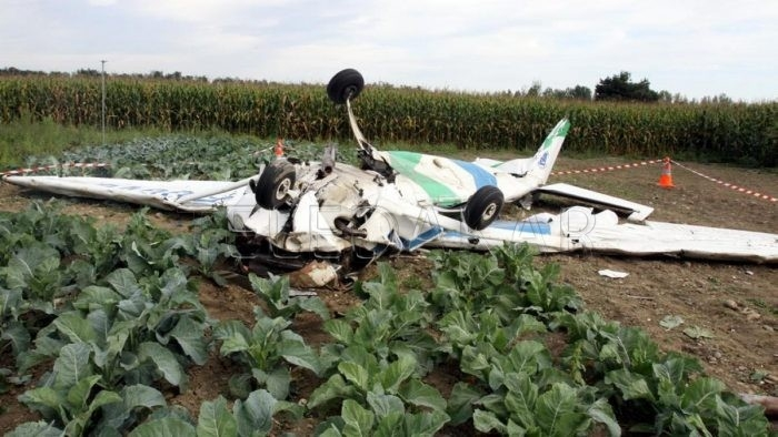 Crash d'avion à Podor : le film du décès du pilote français Jean Boury