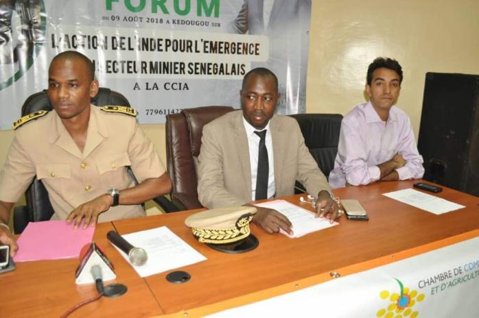 Exploitation de l'Or à Kédougou : L'Inde va accompagner les  entrepreneurs de la région.