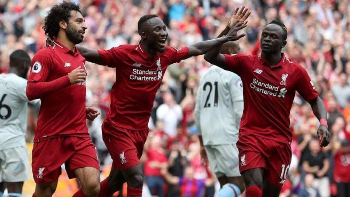 Premier League : Premier match et 1er doublé pour Sadio Mané