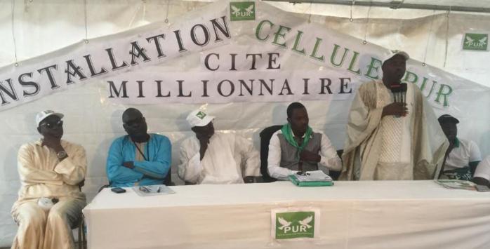 Rufisque /Présidentielle 2019 : « Il est impossible que Macky Sall gagne au 1er tour … Le parrainage ne nous fait pas peur » (Cheikh  T. Ndoye, PUR)