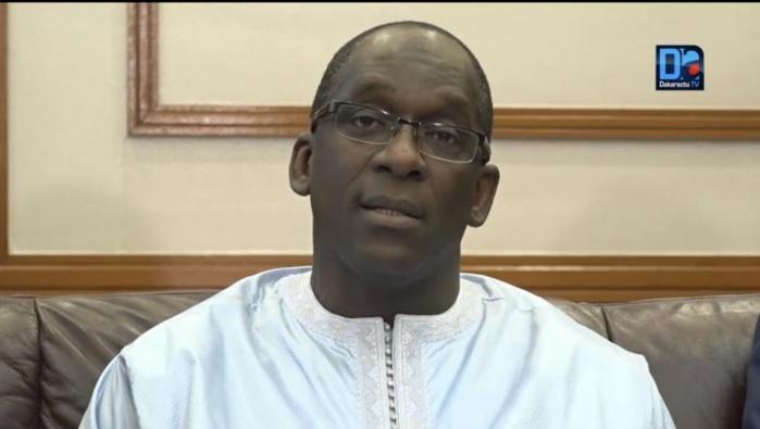 Grand-Yoff : Abdoulaye Diouf Sarr parraine Macky Sall