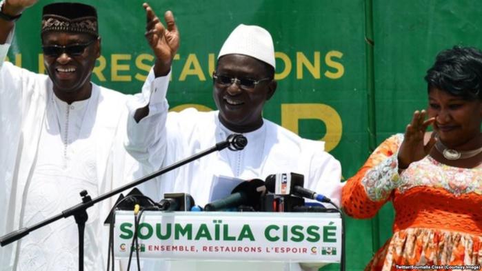 Second tour de la présidentielle malienne : Soumaila Cissé en tête au Sénégal