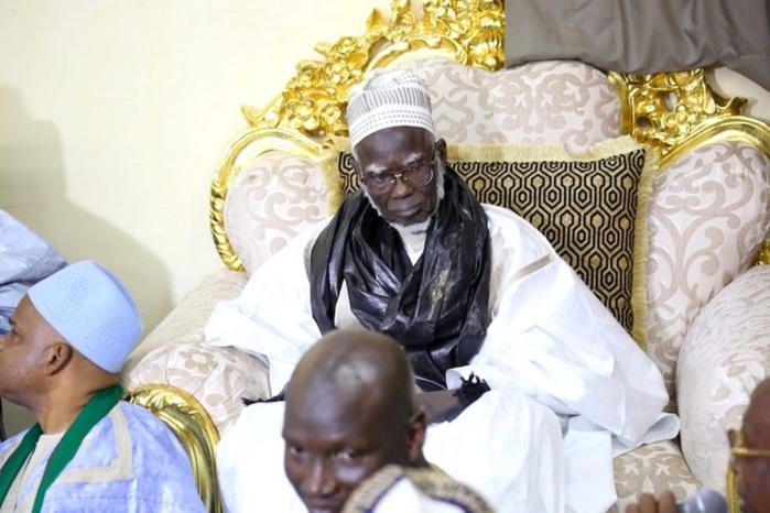 TOUBA / LE KHALIFE SUR LA CONFUSION À THIÈS : «L'humiliation qu'on a fait subir à Serigne Moustapha Abdou Lakram constitue un énorme affront contre moi et contre Serigne Touba»