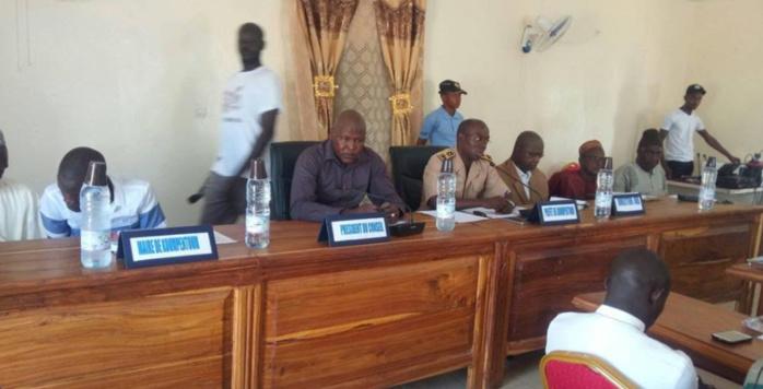 Koumpentoum : C'est la guerre entre le président du Conseil départemental de la jeunesse et le député-maire de ville