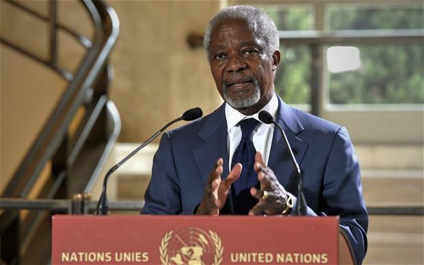 Décès de l'ancien Secrétaire général de l'ONU : Kofi Annan, une vie d'engagements en faveur de la paix