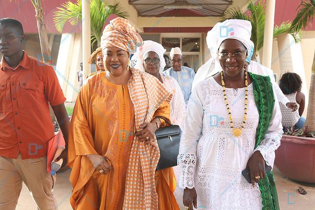 Cérémonie de remise de financements à l'association des femmes Deuggu ak Liggey (Images)