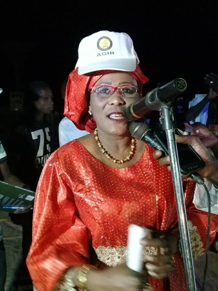 Conflit au sein de l'APR : «Les uns ne veulent pas que les autres gagnent dans leur centre de vote pour… » (HD Yaya Awa Diagne, APR Tambacounda)