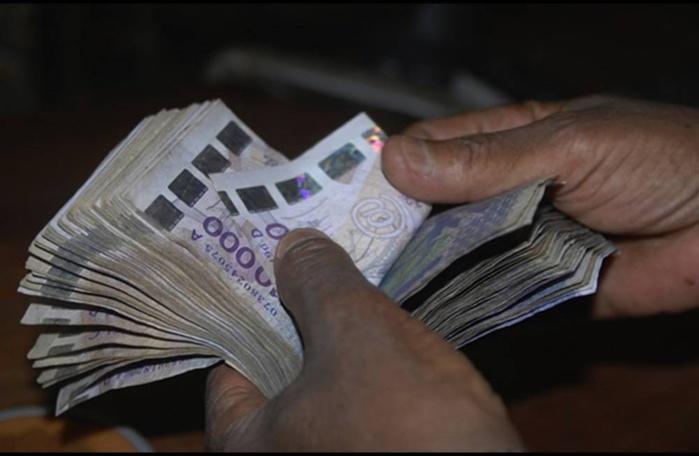 Tabaski 2018 / Thiès : Un individu arrêté avec de faux billets d'une valeur de 2 millions de Fcfa
