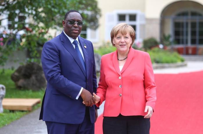 Visite au Sénégal : Angela Merkel cale une audience avec...