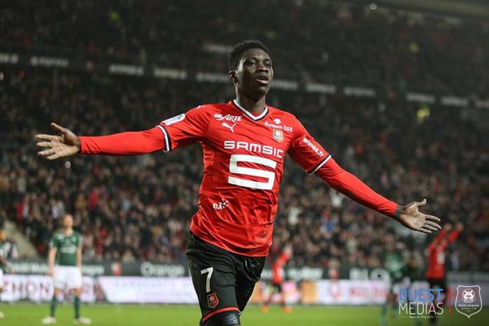 Ligue 1 française : Ismaïla Sarr a déjà bien entamé sa saison