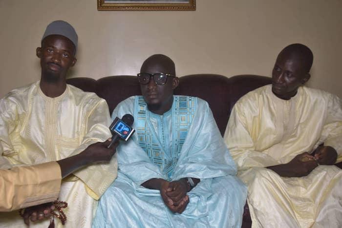 DAROU SALAM ET 2019 - Des petits-fils de Mame Cheikh Anta Mbacké s'alignent avec l'opposition