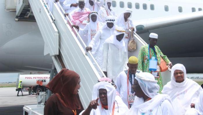 Pèlerinage: de retour, 390 pèlerins sénégalais se plaignent des dures conditions du Hadj