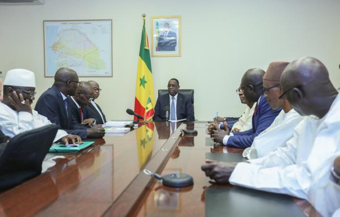 Rapports Médiature : Macky Sall tresse des lauriers à Alioune Badara Cissé