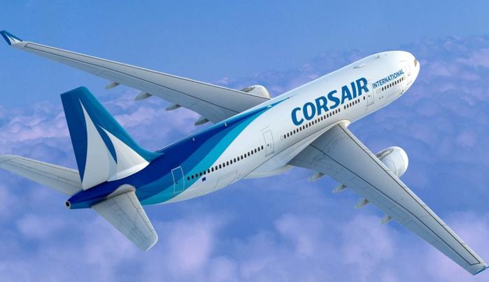 Corsair ne desservira plus sur l'axe Dakar-Paris-Dakar à partir du 27 octobre 2018