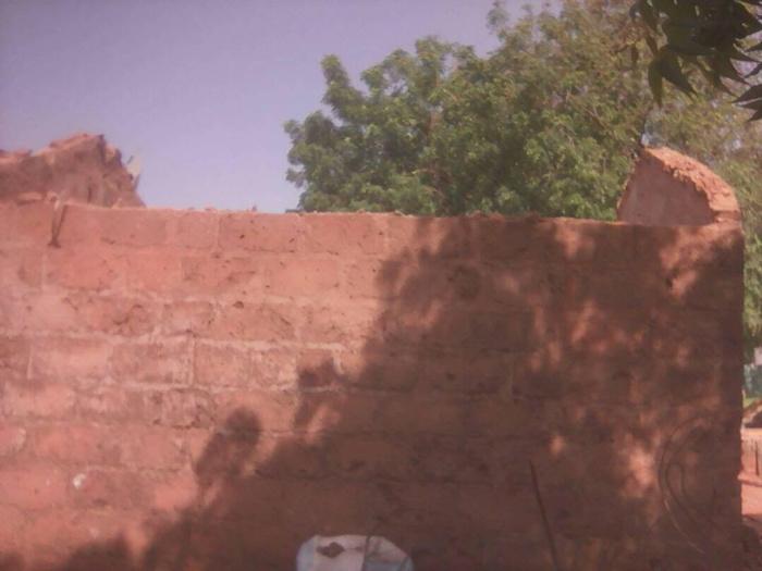 Médina Sabakh : Un vent d'une rare violence ravage plusieurs villages.