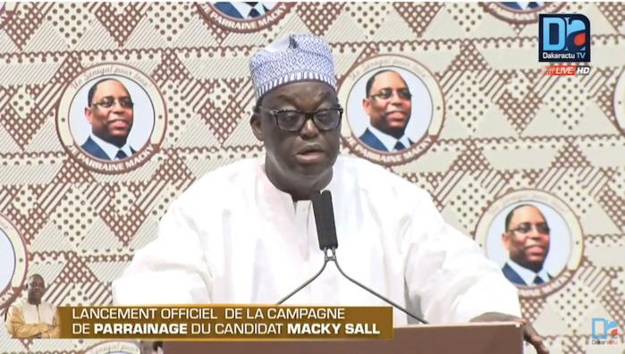 Niasse à Macky : « Monsieur le Président, quiconque est contre vous, quand il se rend à Touba, il passe par Ila Touba »