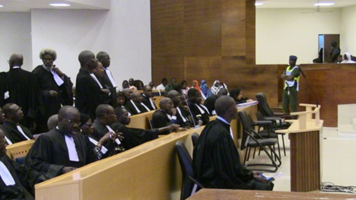 Khalifa Sall en appel : La peine de Fatou Traoré alourdie à 5 ans, confirmation de peine pour Yaya Bodian, Yatma Diaw, Mbaye Touré et Amadou Moctar Diop