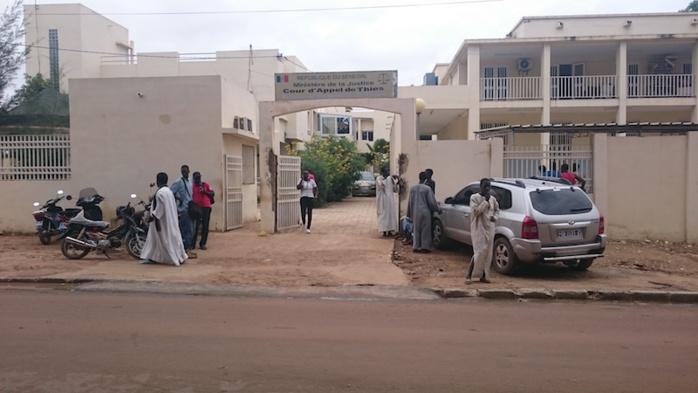 Vives tensions à la mosquée mouride de Thiès : 10 disciples de Serigne Saliou Touré dont 2 de ses fils déférés au parquet