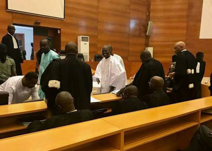 Caisse d'avance : L'État du Sénégal obtient la réparation intégrale des dommages (1,830 milliard), le 1/5 des biens de Khalifa Sall confisqués
