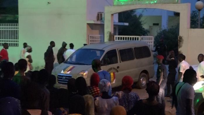 Incidents à Thiès : 5 disciples de Serigne Saliou Touré placés sous mandat de dépôt...5 autres relâchés...Première audience prévue le 7 septembre... 7 chefs d'inculpation retenus