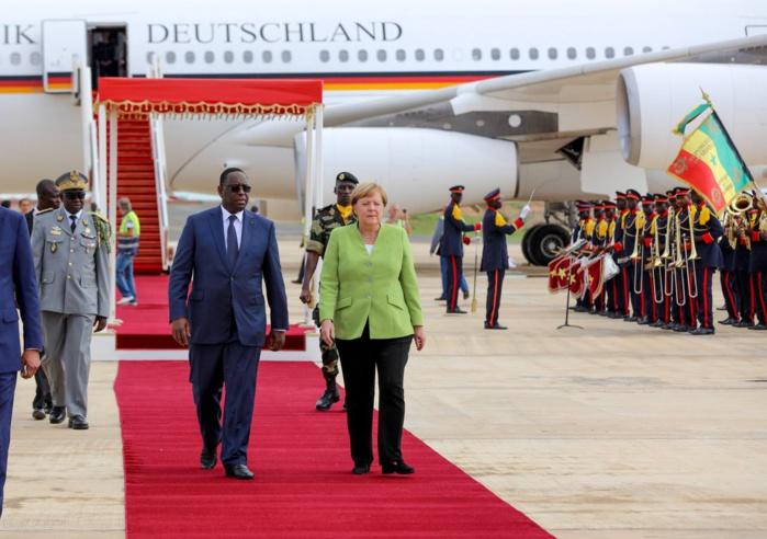 """MBOUR : """"Macky Sall négocie avec Merkel le rapatriement des sénégalais en Allemagne"""" (Serigne Bara Dolli junior)"""