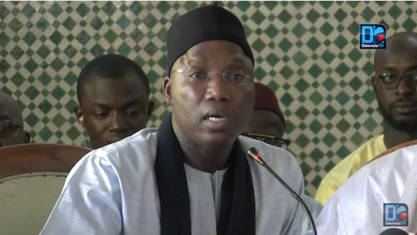 Mon cher Oumar SARR, Karim WADE ne peut pas être candidat à l'élection présidentielle