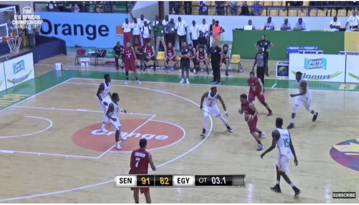 Les Lionceaux en finale du Championnat d'Afrique U18 de basket