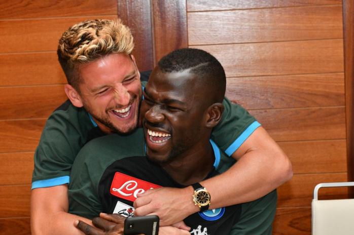 Naples : Kalidou Koulibaly prolonge jusqu'en 2023