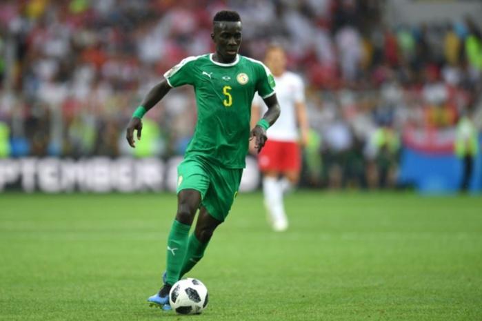 Eliminatoires CAN 2019 : Idrissa Gana Guèye incertain